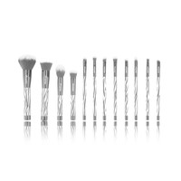 Boozyshop 12 pc. Brush Set Zebra