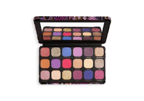 Makeup Revolution Forever Flawless Eyeshadow Palette Show Stopper