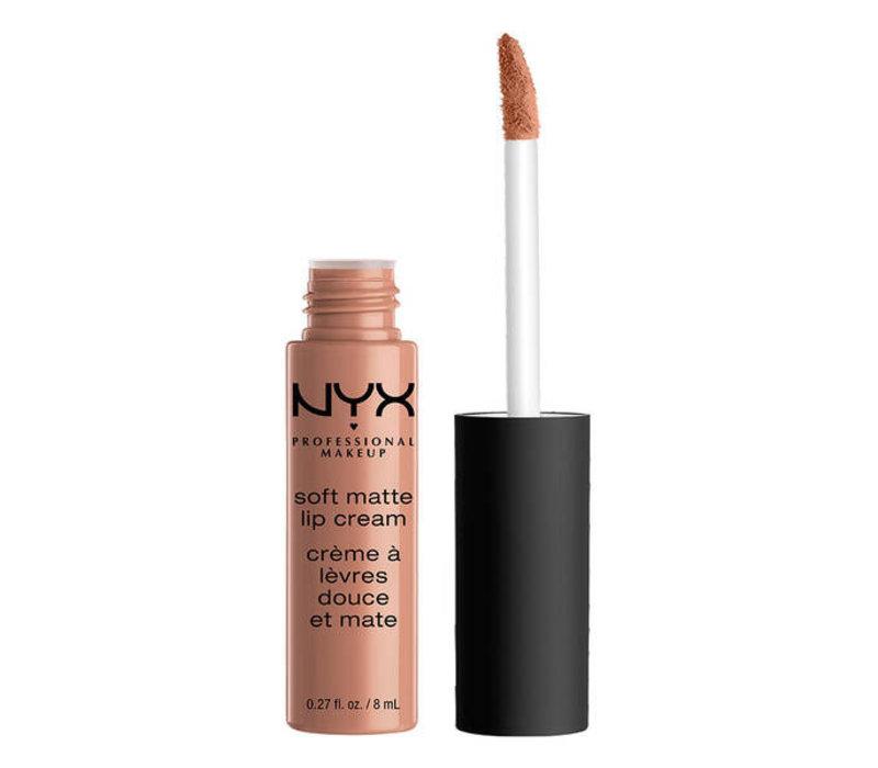 NYX Professional Makeup Soft Matte Lip Cream London