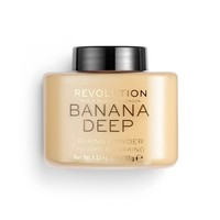 Makeup Revolution Loose Baking Powder Banana Deep