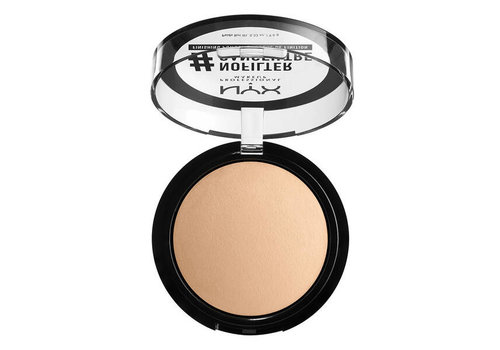 NYX Professional Makeup No Filter Finishing Powder Medium Olive