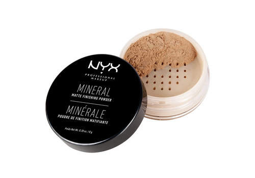 NYX Professional Makeup Mineral Finishing Powder Medium - Dark