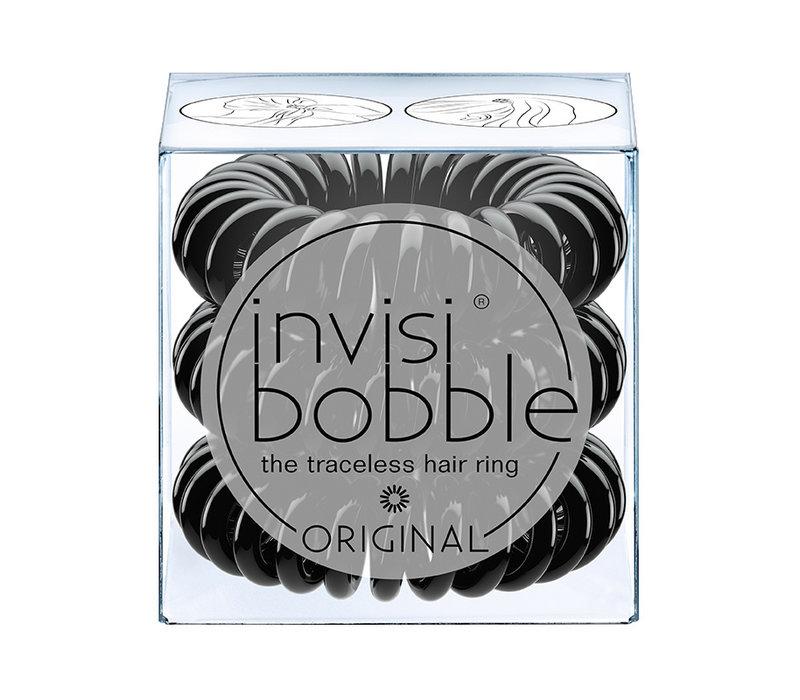 Invisibobble Original Traceless Hair Ring True Black