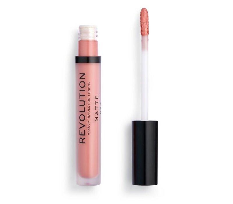 Makeup Revolution Matte Liquid Lipstick 135 Icon
