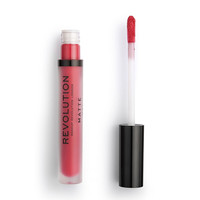 Makeup Revolution Matte Liquid Lipstick 141 Rouge