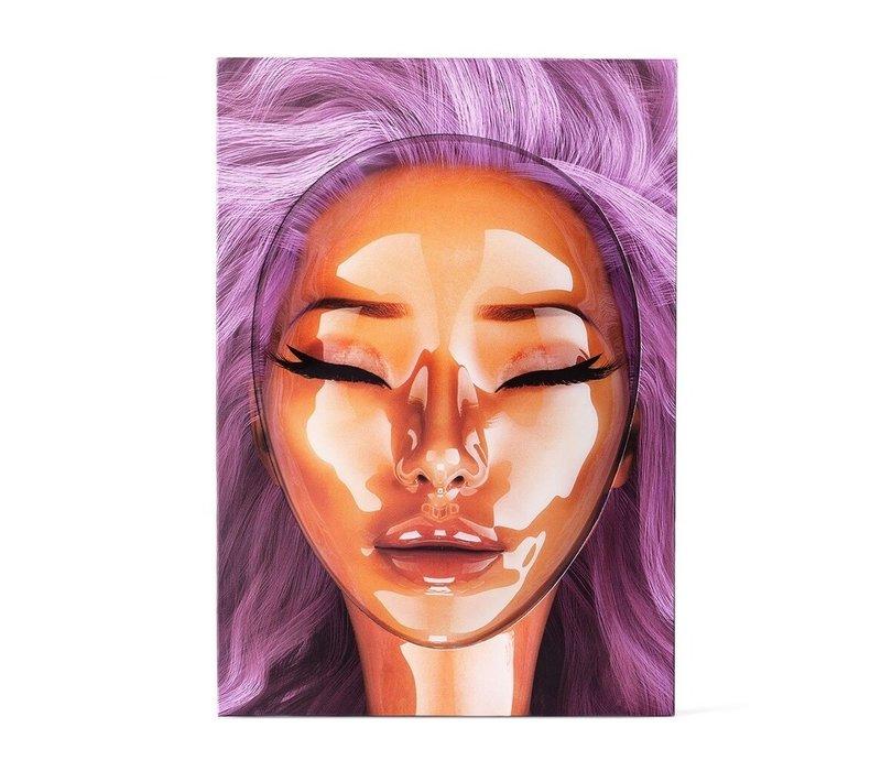Dragun Beauty Face Pressed Powder Palette