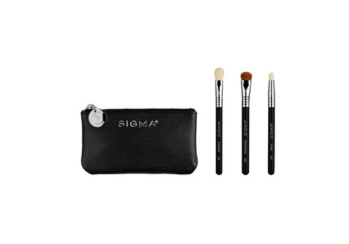 Sigma Glam 'n Go Mini Eye Brush Set