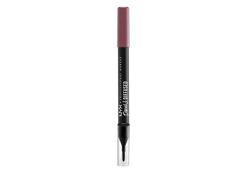 NYX Professional Makeup Dazed & Diffused Blurring Lipstick Killin' It