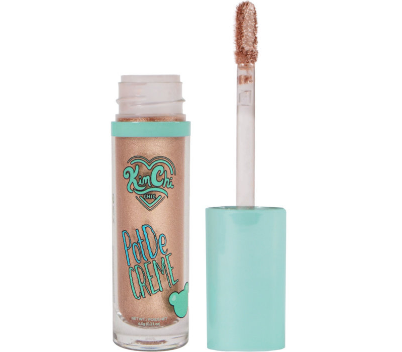 KimChi Chic Beauty PotDe Eyeshadow Creme 01 Cashmere
