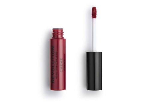 Makeup Revolution Crème Liquid Lipstick 147 Vampire