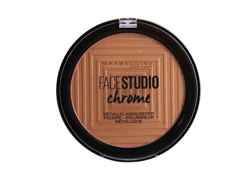 Maybelline Face Studio Chrome Molten Gold