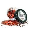 PaintGlow PaintGlow Bio Degradable Chunky Loose Glitter Poppy