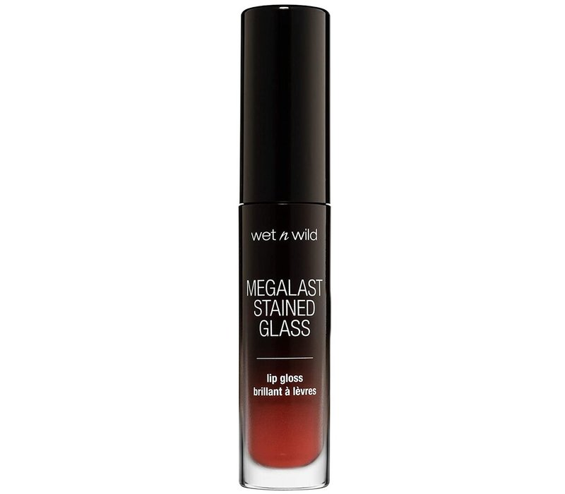Wet n Wild Megalast Stained Glass Lip Gloss Reflective Kisses