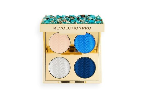 Revolution Pro Ultimate Eye Look Ocean Treasure Palette