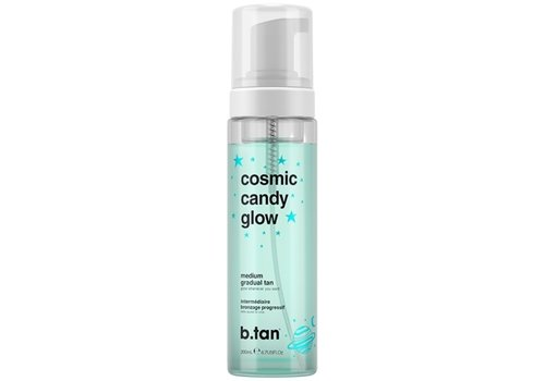 B.Tan Cosmic Candy Glow Gradual Glow Medium Mousse