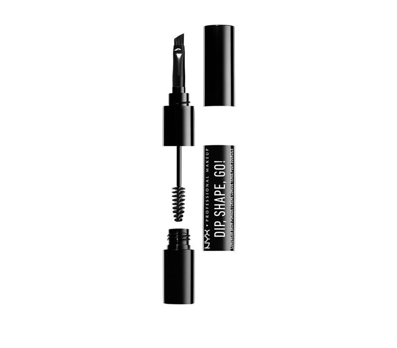 NYX Professional Makeup Dip, Shape, Go! Longwear Brow Pomade