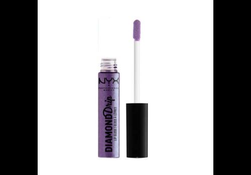 NYX Professional Makeup Diamond Drip Lip Gloss Princess Of The Day