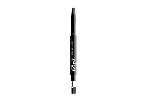 NYX Professional Makeup Fill & Fluff Eyebrow Pomade Pencil Clear