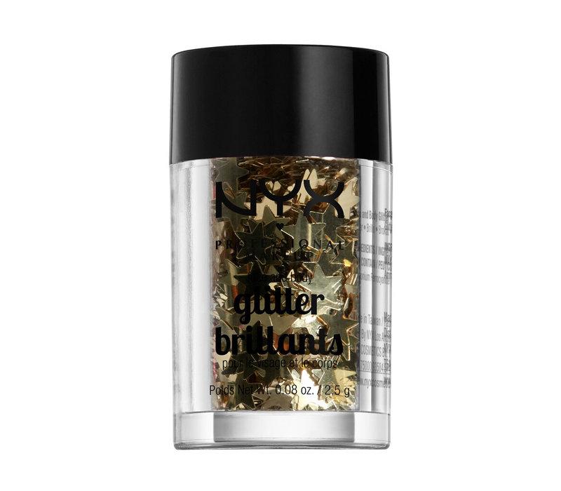 NYX Professional Makeup Shaped Glitter Electro