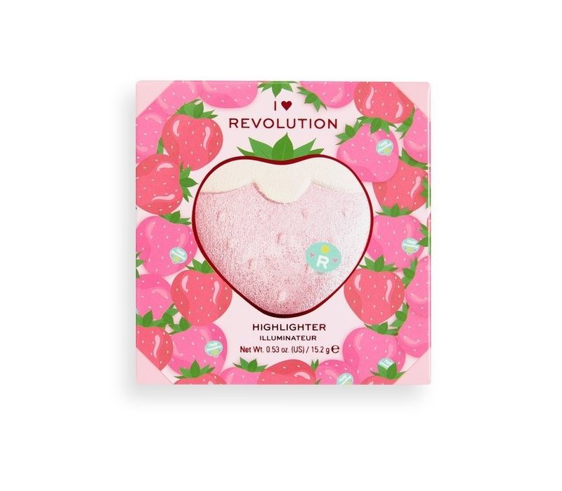 I Heart Revolution Tasty 3D Highlighter Strawberry