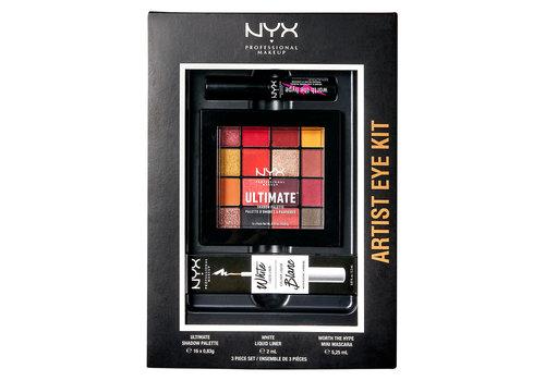 NYX Professional Makeup Artist Eye Kit