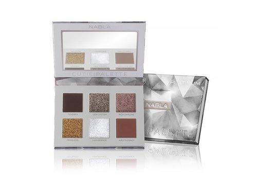 Nabla Cutie Eyeshadow Palette Platinum