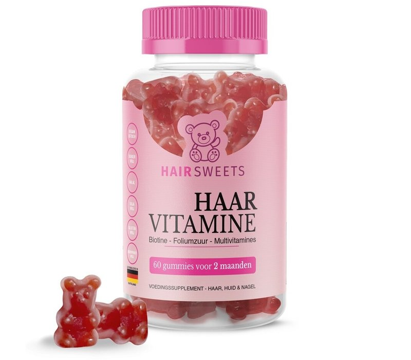 HairSweets Hair Vitamin Gummies