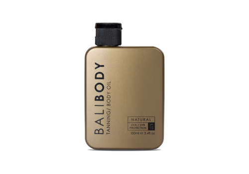 Bali Body Natural Tanning & Body Oil SPF15