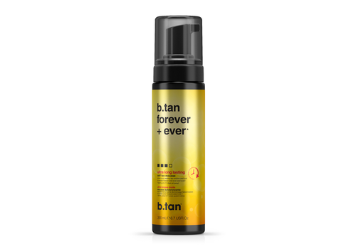 B.Tan Forever & Ever Self Tan Mousse