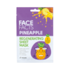 Face Facts Face Facts Printed Sheet Mask Pineapple