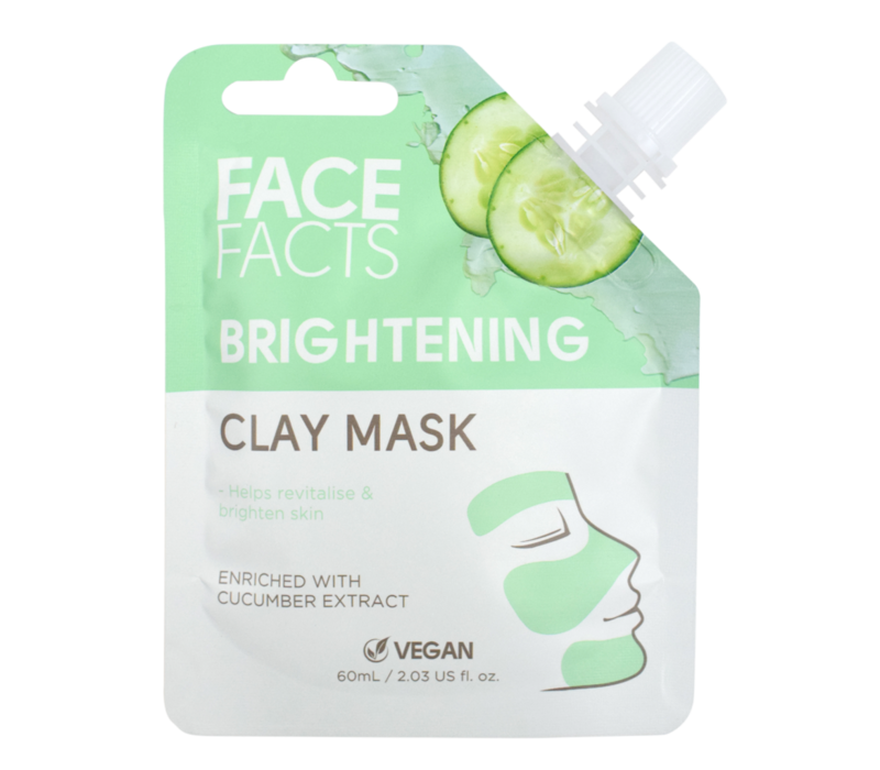 Face Facts Clay Mud Mask Brightening