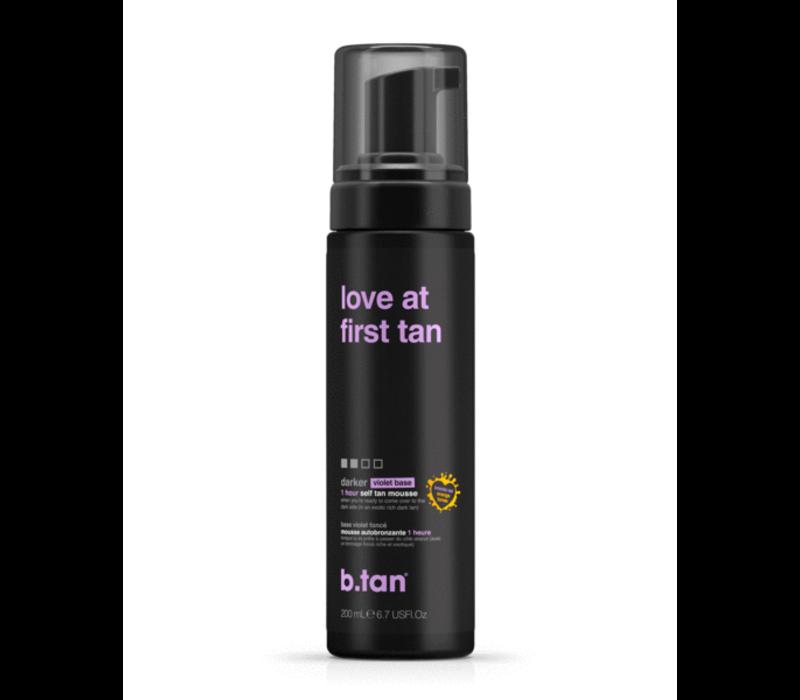 B.Tan Love at First Tan Self Tan Mousse