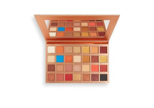 Makeup Revolution Heatwave Shadow Palette
