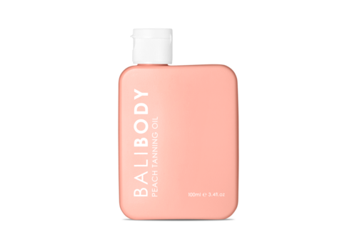 Bali Body Peach Tanning Oil