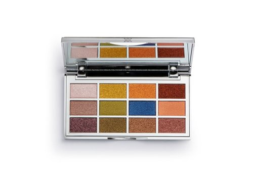 XX by Revolution Crystalxx Shadow Palette Karat