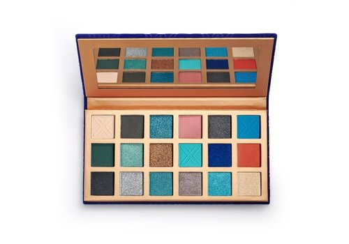 XX by Revolution Luxx Shadow Palette Vortexx
