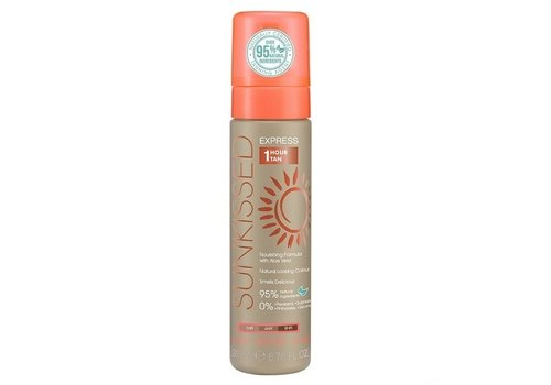 Sunkissed Express 1 Hour Tan