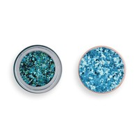 Makeup Revolution Viva Glitter Body Balm Teal Time