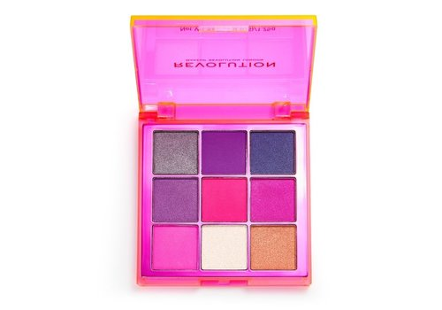 Makeup Revolution Viva Neon Palette Party Vibes