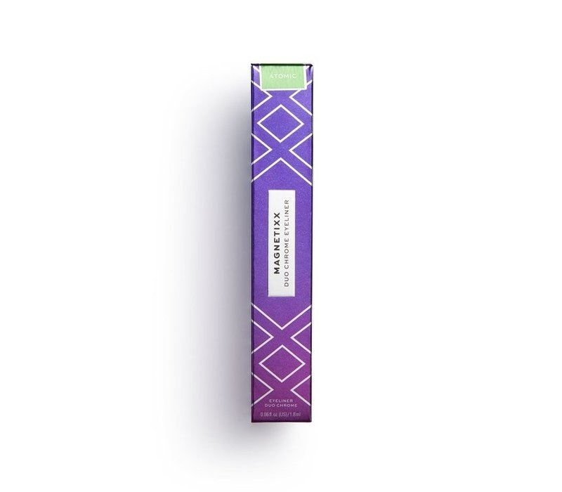 XX by Revolution Magnetixx Duo Chrome Liquid Eyeliner Atomic