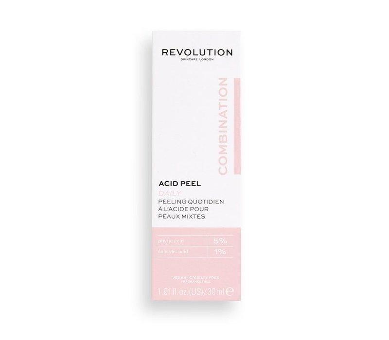 Revolution Skincare Combination Skin Peeling Solution
