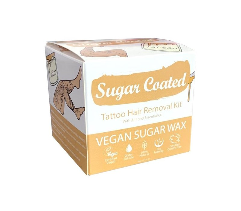 Sugar Coated Tattoo Hair Removal Kit