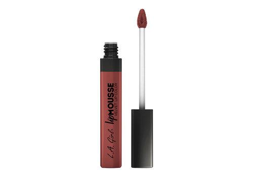 LA Girl Lip Mousse Velvet Lipcolor Lowkey