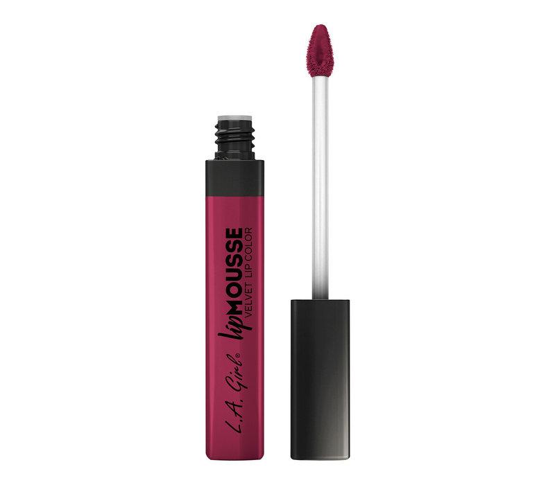 LA Girl Lip Mousse Velvet Lipcolor Stunning