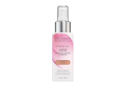 Physicians Formula Rose All Stay Illumintating Setting Spray