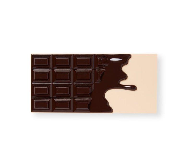 I Heart Revolution Caramel Nudes Chocolate Eyeshadow Palette