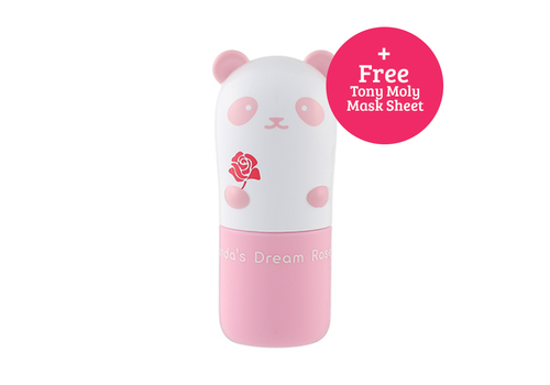 Tonymoly Rose Panda Oil Moisture Stick