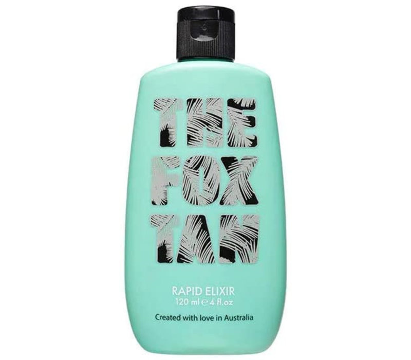 The Fox Tan Rapid Elixir 120 ml.
