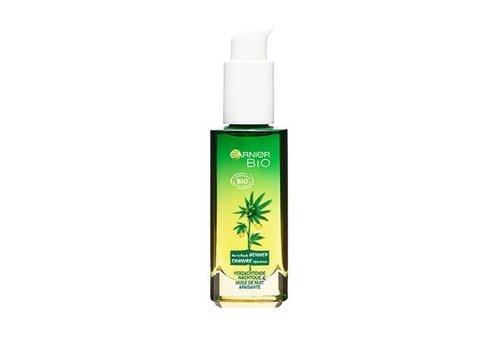 Garnier Skincare Bio Verzachtende Hennep Nachtolie