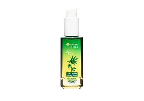 Garnier Skincare Organic Softening Hemp Night Oil